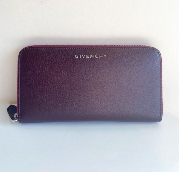 Givenchy Continental Wallet