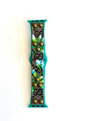 teal watch band