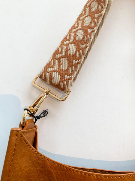 Ahdorned Mini Messenger Bag Strap