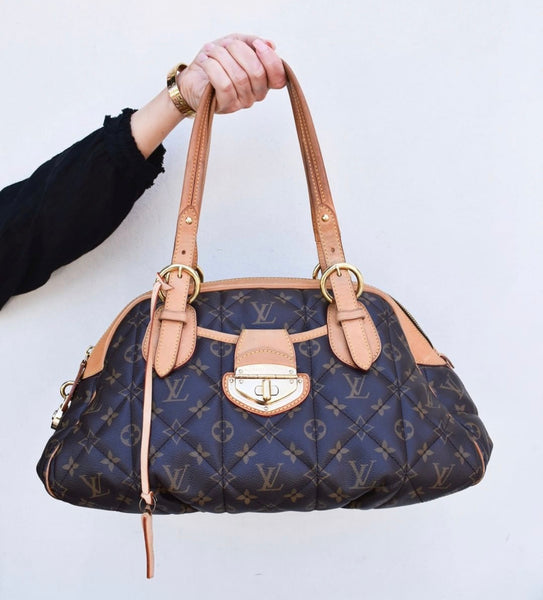 SOLD Louis Vuitton Etoile Monogram Bowler Bag