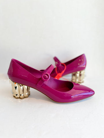 Salvatore Ferragamo Ortensia Pumps