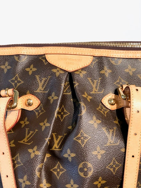 SOLD Louis Vuitton Palermo GM