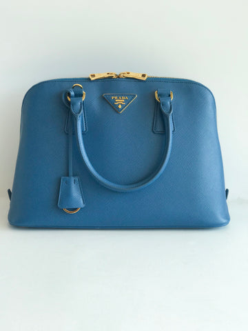 Prada Promenade Bag Saffiano Leather