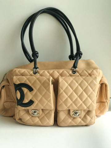 Chanel Large Ligne Cambon Reporter Bag