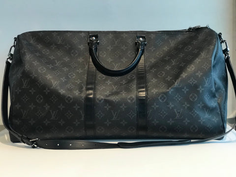 Louis Vuitton Eclipse KeepAll 55