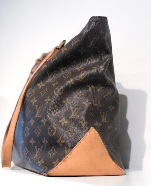 SOLD Louis Vuitton Mezzo Cabas Tote