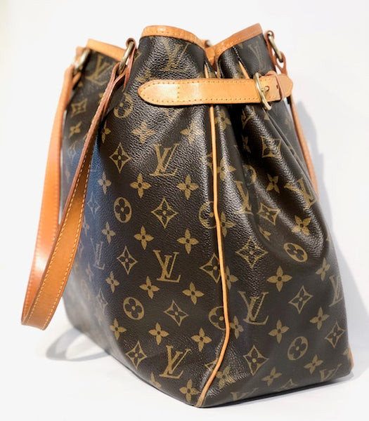 Louis Vuitton Batignolles Tote Monogram