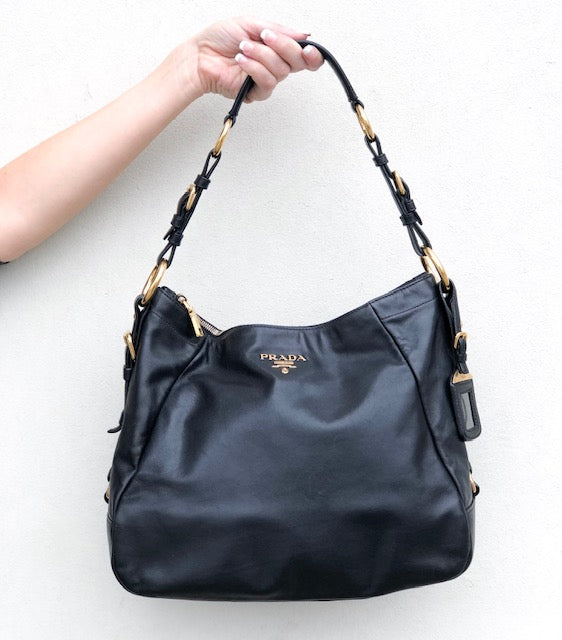 SOLD Prada Shoulder Bag