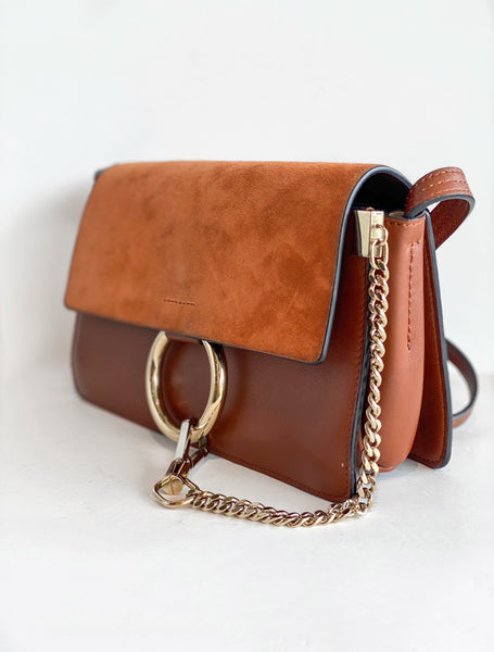 Chloe Faye Small Crossbody