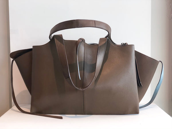 Celine Tri-Fold Shoulder Bag