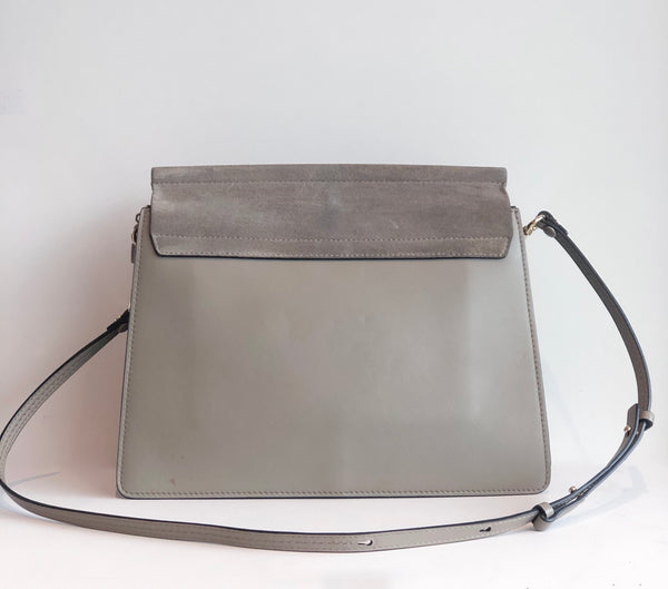 SOLD Chloe Faye Medium Flap Shoulder Bag