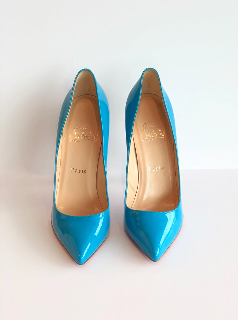 SOLD Christian Louboutin Pigalle Follies Pump