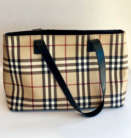 burberry london nova shoulder bag