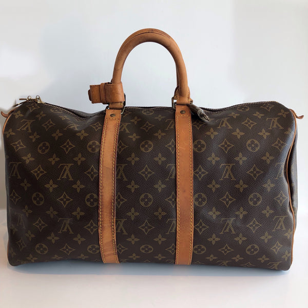 SOLD Louis Vuitton Monogram Keepall Bandoulière 45