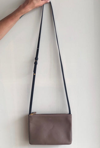 Celine Small Trio Crossbody
