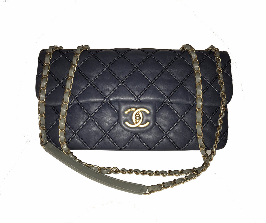 SOLD - Chanel Flap Bag