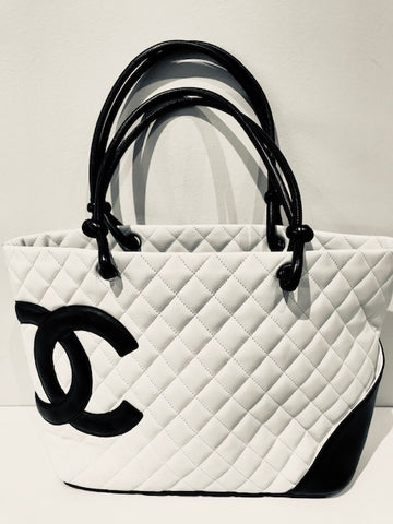 SOLD Chanel Ligne Cambon Tote