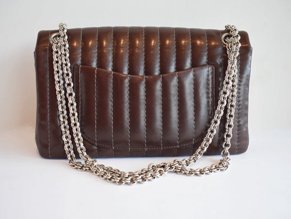 Chanel Flap Bag Brown