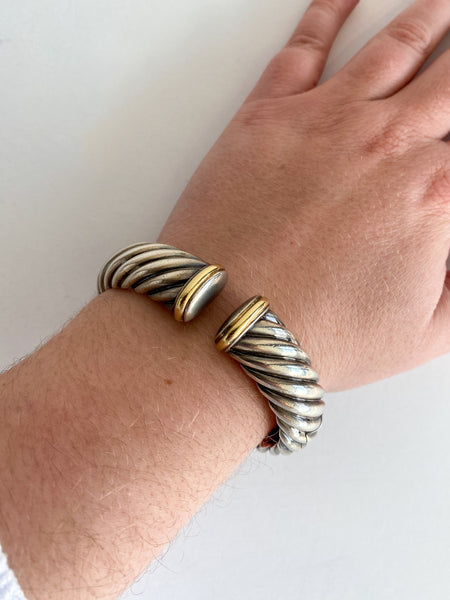 David Yurman Sculpted Cable Bracelet