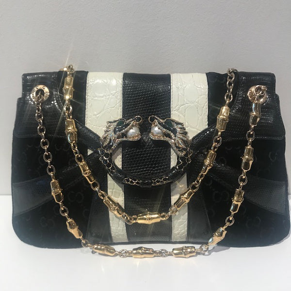 Gucci Runway Dragon Bag