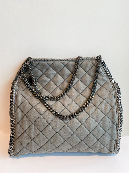 Stella McCartney Falabella Quilted Tote Bag