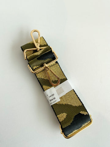 Ahdorned Bag Strap