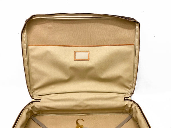 Louis Vuitton Satellite 65 Monogram Suitcase Inside
