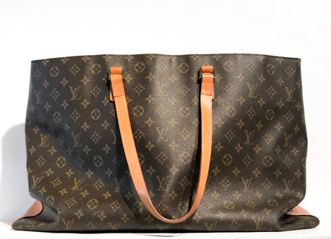 Louis Vuitton Large Travel Tote Monogram