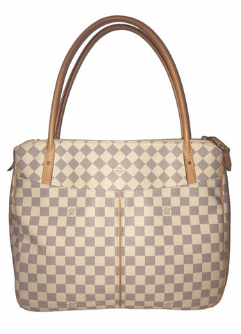 SOLD - Louis Vuitton Azur Figheri GM Bag