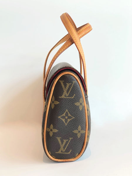 SOLD Louis Vuitton Double Handle Bag