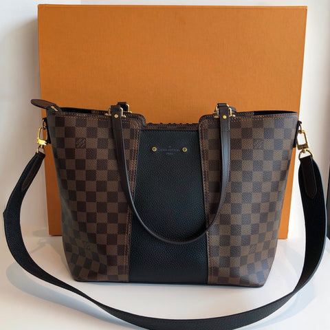 Louis Vuitton Damier Ebene Jersey Bag
