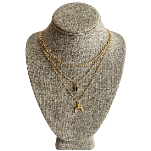 Farrah B Layer Jubilee Necklace