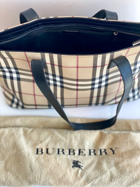 dust bag burberry bag