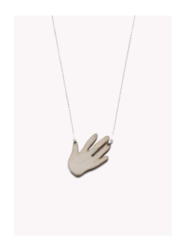 Collier HAND