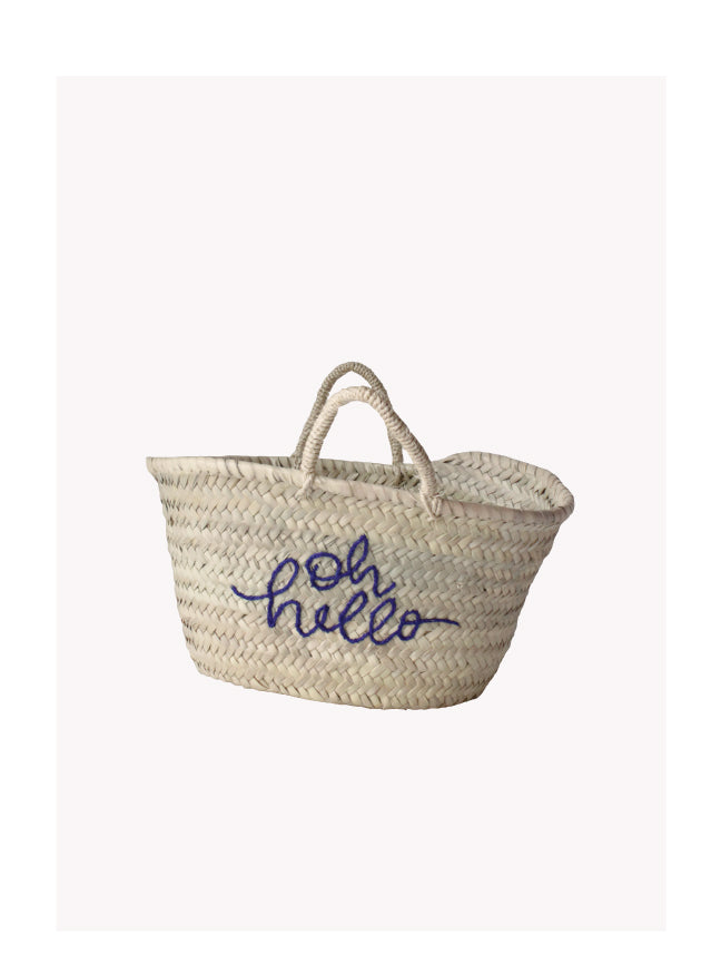 KID'S BASKET OH HELLO