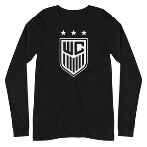 WC Crest 19 Unisex Long Sleeve Tee