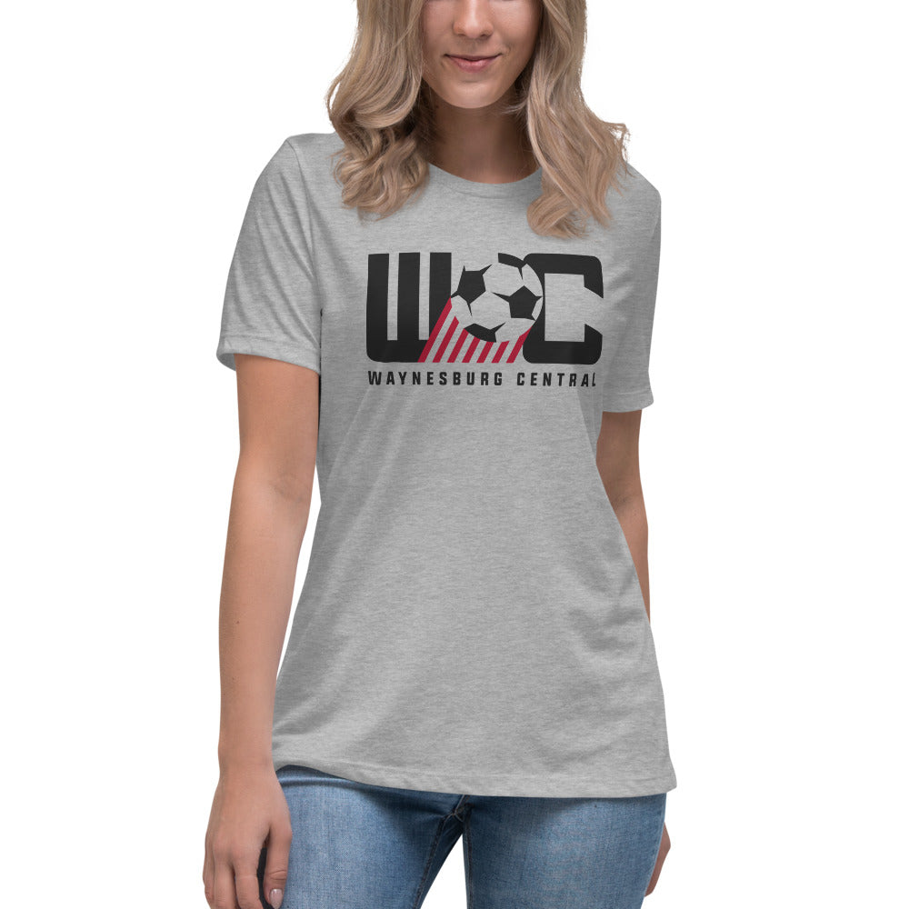 WC Soccer 19 Women's Relaxed T-Shirt
