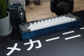 Klippe T Keyboard (case-only)