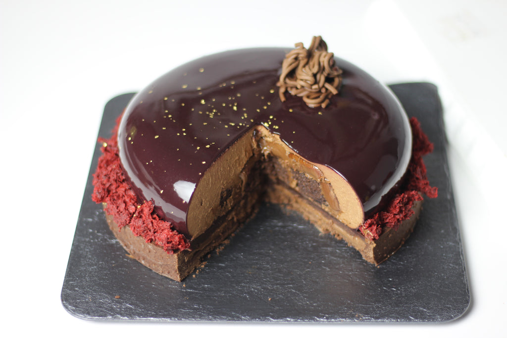 The Choco Chocolate Tart