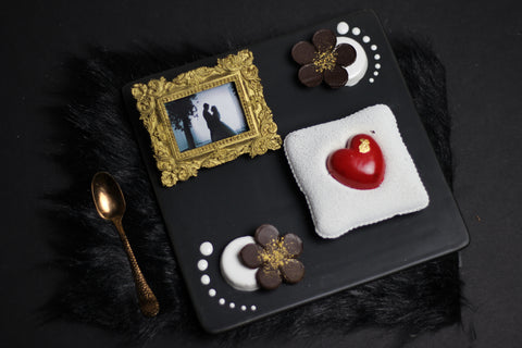 Picture Plated Heart
