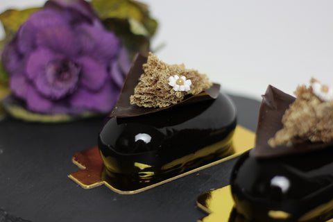 Rounded Edge Mousse Dessert