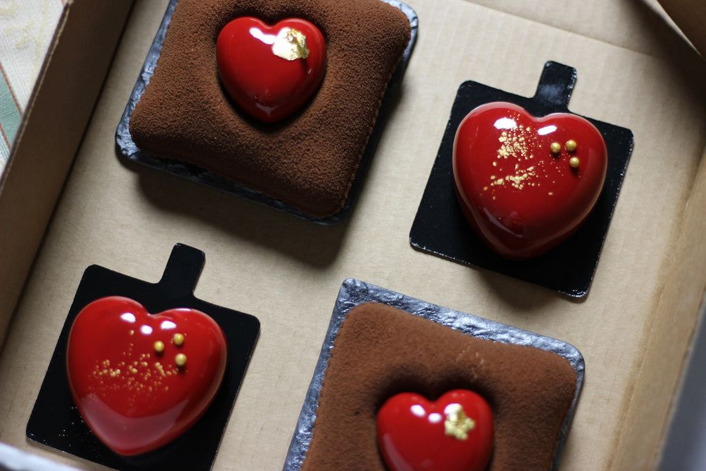 Heart Cushion Package