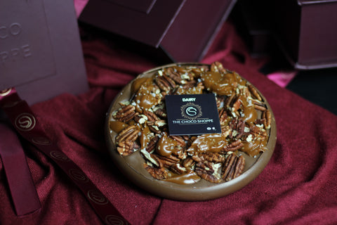 Elite Collection - The Pecan Caramel Truffle - DAIRY