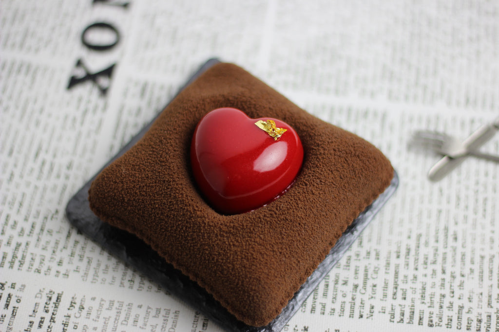 Heart Mousse Cushion