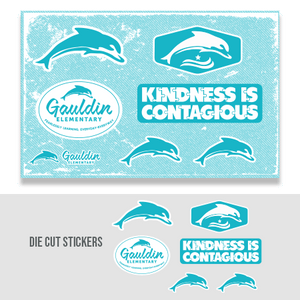 Gauldin Sticker Pack