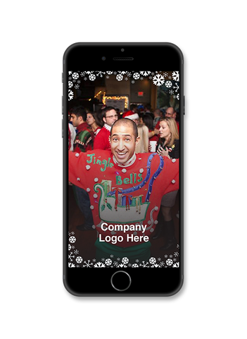 Holiday Party Filter-Company Logo