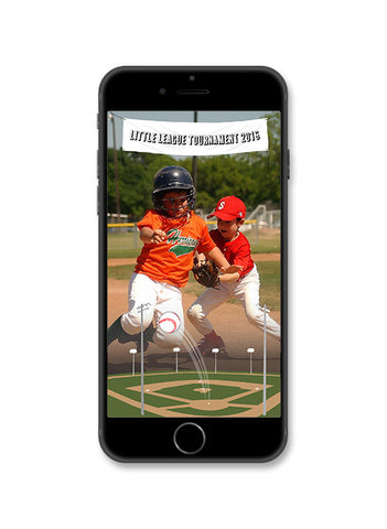 Sporting Events - Baseball Field