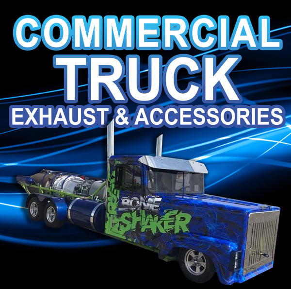 Commercial Truck Exhaust & Accessories