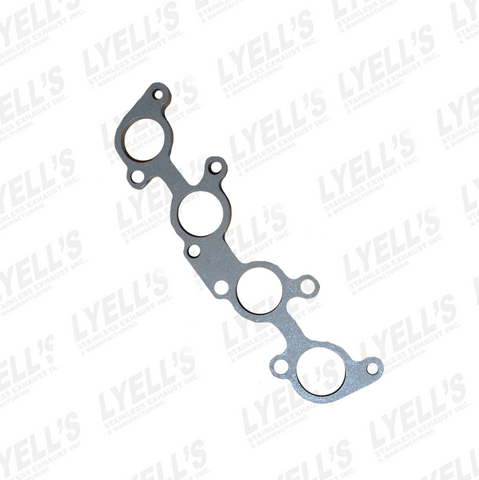 "FORD 5.0L COYOTE HEADER FLANGE - 1⅞"" PRIMARIES - 304 STAINLESS"