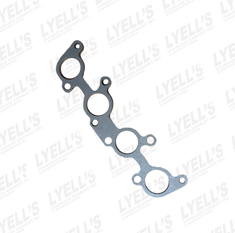 "FORD 5.0L COYOTE HEADER FLANGE - 1⅞"" PRIMARIES - MILD STEEL"